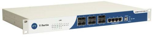 Коммутатор TFortis SWU-16T 12 портов SFP 1000Base-X 4 порта RJ-45 10/100/1000Base-T