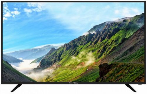 Фото - Телевизор LED Supra STV-LC50ST0045U черный/UltraHD/50Hz/DVB-T2/DVB-C/DVB-S/DVB-S2/USB/WiFi/SmartTV(RUS) телевизор lg 49uk6200 черный 49 ultra hd 100hz dvb t2 dvb c dvb s2 usb wifi smart tv