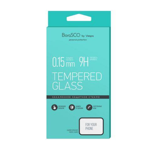 Фото - Защитное стекло BoraSco 36022 0,15 mm Scott для Apple iPhone X/ Xs/ 11 Pro защитное стекло belkin invisiglass ultra для apple iphone x xs