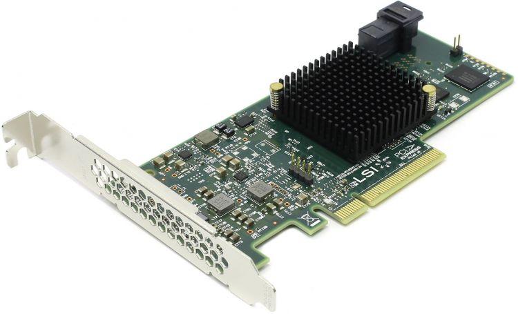 LSI 9300-4i SGL