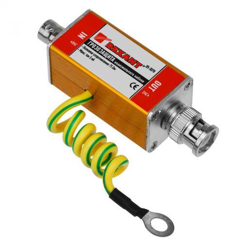 Грозозащита Rexant 05-3078 коаксиального кабеля BNC разъем