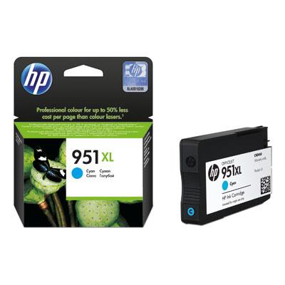 Фото - Картридж HP 951XL CN046AE для Officejet Pro 8100/8600 1500 стр голубой картридж hp cn046ae для hp oj pro 8100 8600 голубой