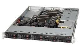 Фото - Корпус серверный 1U Supermicro CSE-113AC2-R706WB2 корпус supermicro cse 116ac2 r706wb 1u