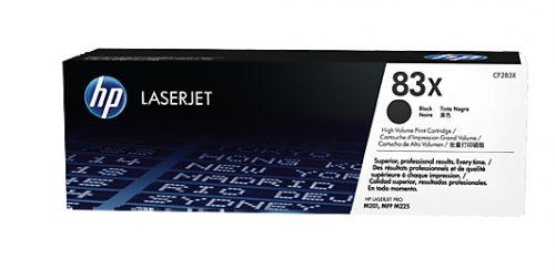 Картридж HP 83X CF283X для LaserJet Pro MFP M201/M225