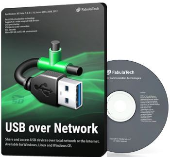 FabulaTech Usb over Network 1 Usb device 11-50 Licenses