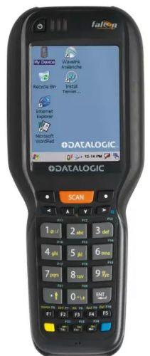 Терминал сбора данных Datalogic 945250051 Терминал сбора данных (HP Laser, 29 key,QVGA) Falcon X3+ GUN, WiFi/BT/256x1GB/WCE 6.0