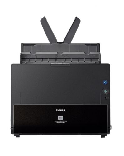 Сканер Canon DR-C225W II 3259C003 двусторонний, A4, 25 с/мин, ADF 30, High Speed USB2.0, WiFi недорого