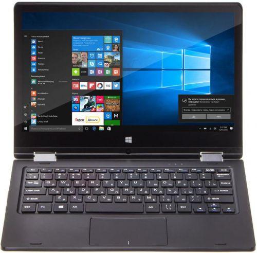 "Digma Ноутбук Digma CITI E202 ES2002EW X5 Z8350/4Gb/SSD32Gb/Intel HD Graphics 400/11.6""/IPS/Touch/FHD/Win10 Home 64/WiFi/BT/Cam/black"