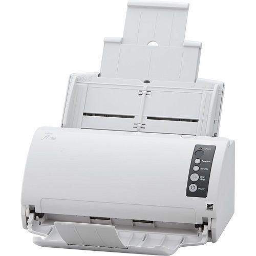 Сканер Fujitsu fi-7030 PA03750-B001 А4, 27 стр./мин, ADF 50, USB 2.0, нагрузка 2500 стр./день, двухсторонний