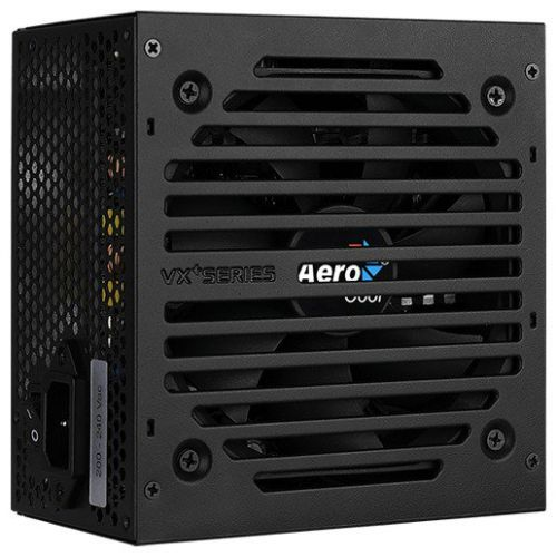 Фото - Блок питания ATX AeroCool VX PLUS 400 400W, 120mm fan блок питания atx 400 вт aerocool vx plus 400