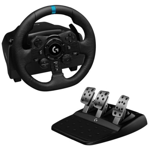 Руль Logitech G923 941-000149 Steering Wheel - USB (PS4 and PC)