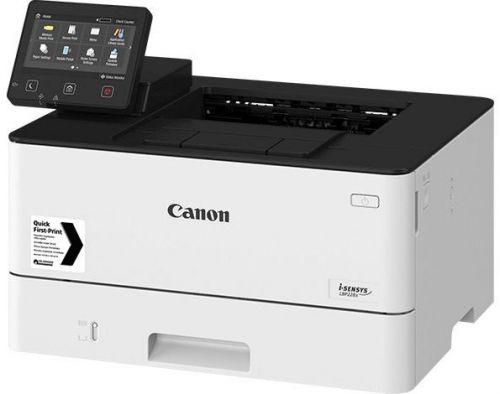 Принтер Canon i-SENSYS LBP228x 3516C006 ЧБ, А4, 38 стр./мин., 250 л., USB 2.0, 10/100/1000-TX, Wi-Fi, дуплекс, сенсорный экран, PS