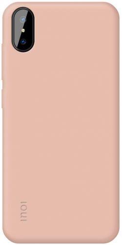 Чехол INOI 4660042757933 для смартфона 2/2 Lite, розовый