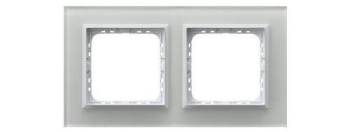 Рамка Ospel R-2RGC/31/00 двойная,