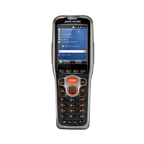 Фото - Терминал PointMobile PM260 P260EP82134E0T 2D имидж/WIFI/BT/802.11bgn/256/256/QVGA/WCE6.0 Pro/numeric/std battery терминал сбора данных pointmobile p260ep12134e0t 2d 2200 ма·ч li ion point mobile pm260 2d bt 802 11 bg 256 256 wce6