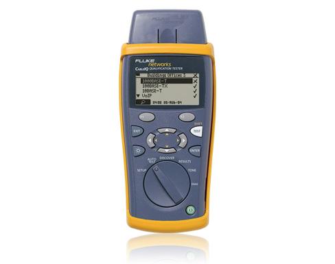 Кабельный тестер Fluke CIQ-KIT Cable IQ 2388080 (расширенный комплект)