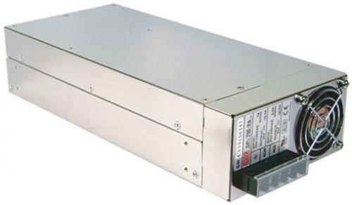 Преобразователь AC-DC сетевой Mean Well SP-750-48 вых: 750 Вт; Выход: 48 В; U1: 48 В; Стабилизация: напряжение; Вход: 110/220В авто; Конструктив: в ко