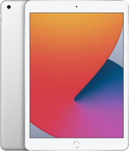 Фото - Планшет 10.2 Apple iPad Wi-Fi 32GB (2020) MYLA2RU/A silver планшет apple ipad 10 2 2020 wi fi 32gb mylc2ru a gold
