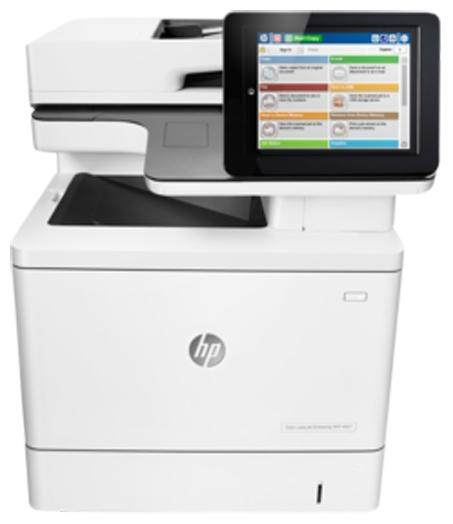 HP Color LaserJet Enterprise 500 M577dn