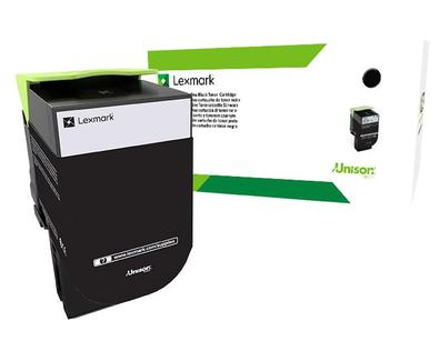 Картридж Lexmark 80C0S10/80C8SK0/80C8SKE CX310/410/510 2.5K Черный Return Program