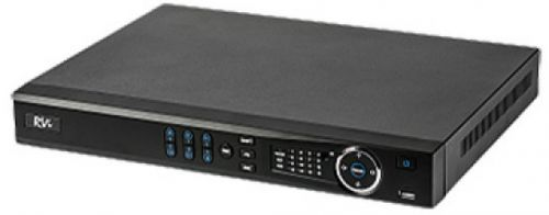 Видеорегистратор RVi RVi-1NR16440 16 каналов; 8Мп (3840х2160); 200 Мбит/с; H.264; H.265; H.264+; H.265+; MJPEG; FullHD (1920х1080) / UltraHD 4K (3840х