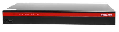 Видеорегистратор REDLINE RL-MHD8p2 Мультигибрид: AHD/HD-TVI/HDCVI/аналог/IP; Видео вход: 8 x BNC; IP-канал: 4 по умолчанию (до 16 Мбит/с) или 12 при о