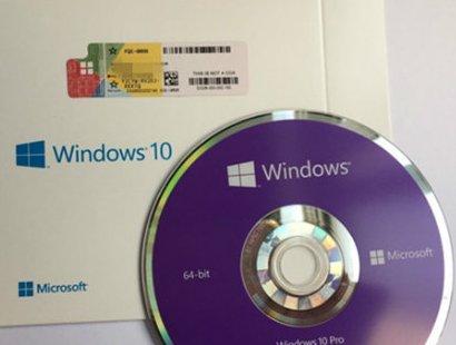 Microsoft Windows Professional GGK 10 64-bit Russian 1pk DSP OEI DVD