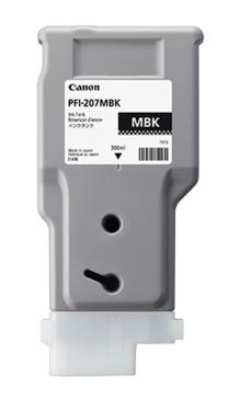 Фото - Картридж Canon PFI-207 MBK 8788B001 черный матовый для для iPF680/685/780/785 300ml картридж canon pfi 107 c для ipf680 685 780 785 голубой 6706b001