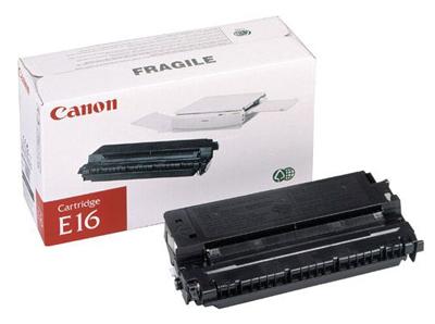 Картридж Canon E16 1492A003 для FC-200/208/220/228/336/128/108/PC-860/890,2000л-5%