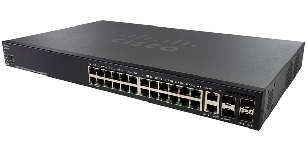 Cisco SB SG550X-24-K9-EU