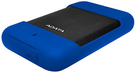 Adata Внешний жесткий диск 2.5'' ADATA AHD700-1TU3-CBL HD700, USB 3.0, синий