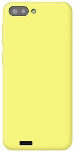 Чехол INOI 4660042757339 для смартфона 5i/5iLite, желтый