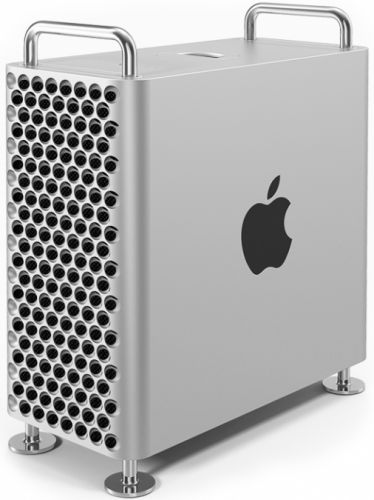 Компьютер Apple Mac Pro - Tower Z0W3/1111 3.2GHz 16-core Intel Xeon W/768GB (12x64GB) DDR4/1TB SSD/Radeon Pro W5700X with 16GB GDDR6/Silver компьютер apple mac pro rack z0yz 569 3 2ghz 16‑core intel xeon w 768gb 12x64gb ddr4 1tb ssd radeon pro vega ii duo with 2x32gb hbm2