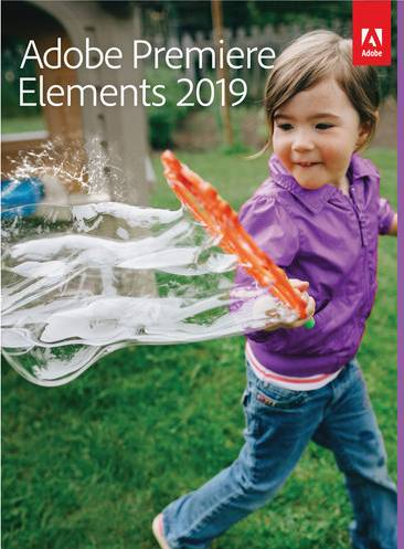 Adobe Premiere Elements 2019 2019 Multiple Platforms International English AOO License TLP (1 -