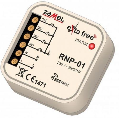 Передатчик Zamel RNP-01.