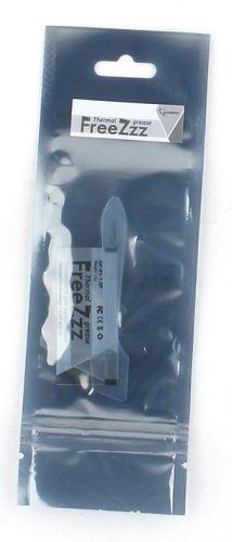 Термопаста Gembird FreeZzz GF-01-1.5P для радиаторов, 1,5гр, пакет