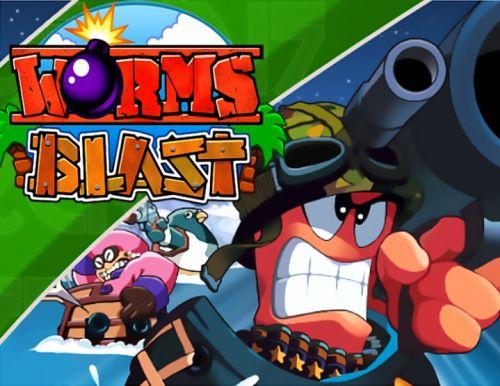 Право на использование (электронный ключ) Team 17 Worms Blast
