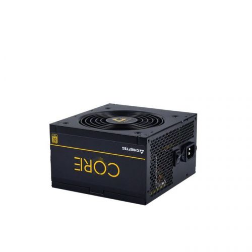Блок питания ATX Chieftec BBS-600S (600W, 80 PLUS GOLD, Active PFC, 120mm fan) Bulk блок питания atx 600 вт chieftec elp 600s bulk