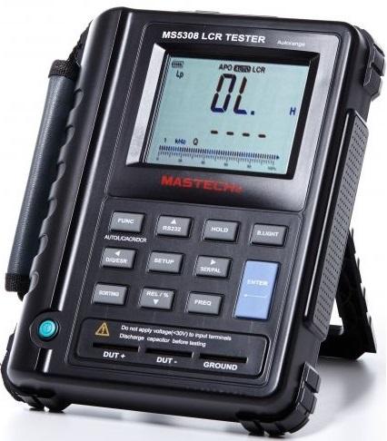 Измеритель Mastech 13-2039 мостовой высокоточный MS5308 (RLC-метр)