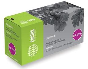 Картридж Cactus CS-S2010 для принтеров SAMSUNG ML-1610/2010/2015/2020/2510/2570/2571. 3000 стр.