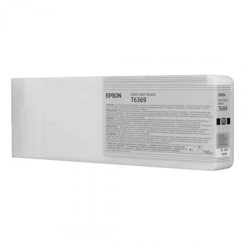 Картридж Epson C13T636900 для Stylus Pro Stylus Pro 7900/9900 светло-светло-черный 700 мл