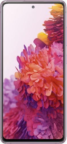 "Смартфон Samsung Galaxy S20 FE SM-G780FLVMSER лаванда, 6.5"" FHD/12 МП, F2.2/12 МП, F1.8/8 МП, F2.4/32 МП, F2.2/128GB/6GB, LTE/BT, NFC, IP68, USB Type-"