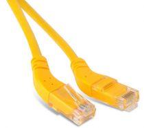 Hyperline PC-APM-UTP-RJ45/L45-RJ45/R45-C6-1M-LSZH-YL