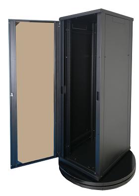 AESP - Шкаф напольный 19, 45U AESP REC-6456LT-BK