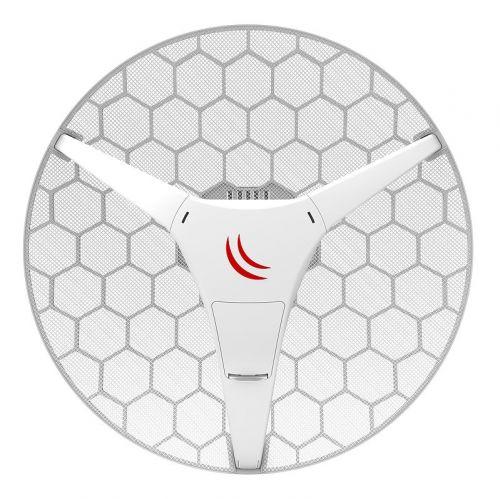 Точка доступа Mikrotik LHG HP5 RBLHG-5HPnD PtP-радиоустройство, 5 ГГц (a/n), MIMO 2х2, 24.5 дБи
