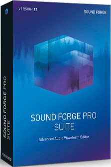 MAGIX Sony Sound Forge Pro 12 Suite