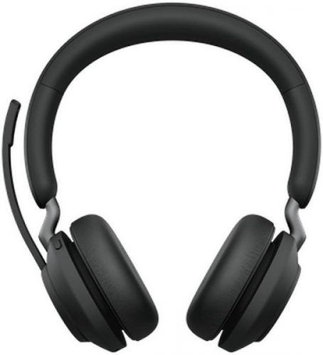 Гарнитура беспроводная Jabra Evolve2 65 26599-999-999 Link380a MS Stereo black