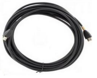 Кабель интерфейсный Polycom 2457-26764-072 Extended length Black drop cable for connecting Spherical Ceiling Microphone Array element to electronics