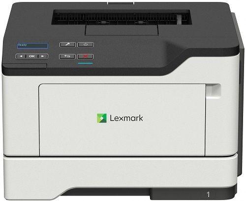 Фото - Принтер монохромный лазерный Lexmark MS421dn 36S0206 A4, 1200*1200dpi, 40 стр/мин, сеть, дуплекс, 512MБ принтер монохромный лазерный lexmark ms331dn 29s0010