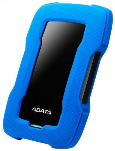 Внешний жесткий диск 2.5'' ADATA AHD330-2TU31-CBL 2TB HD330 USB 3.1 синий внешний жесткий диск hdd a data usb 3 0 2tb ahd330 2tu31 cbl hd330 dashdrive durable 2 5 синий